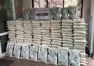 후원물품수령 (쌀)